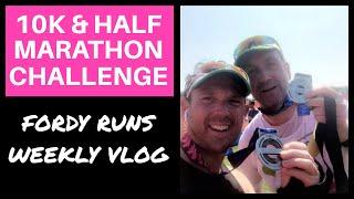 RUN A FASTER 10K and HALF MARATHON CHALLENGE!
