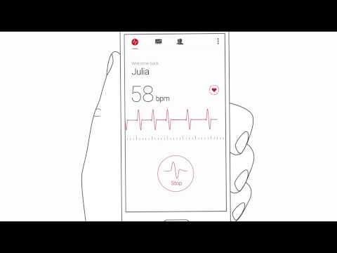 Cardiograph Android Promo