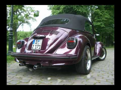 vw k fer cabrio 1303 tuning youtube. Black Bedroom Furniture Sets. Home Design Ideas