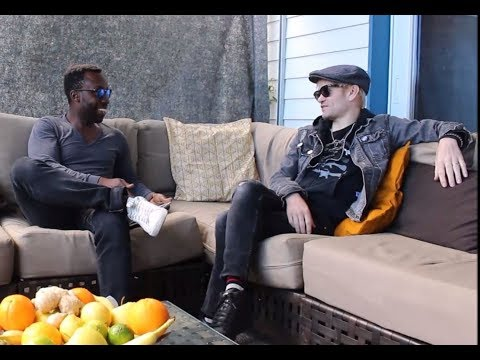 Interviews with CCG - Sum 41's Deryck Whibley