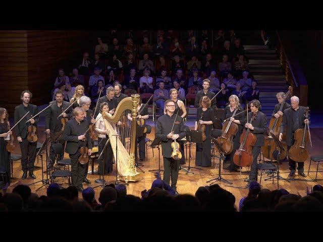 Ravel : Tzigane - Augustin Dumay, ORCW - LIVE 4K