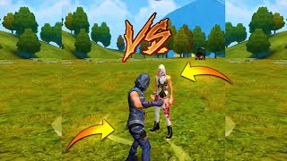 Black Ninja Vs White Ninja #Shorts - Tonde Gamer || Garena Free Fire