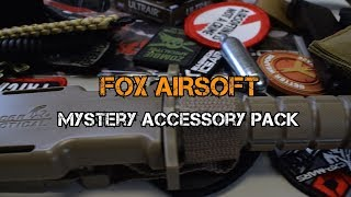 The Mystery Accessory Pack from Fox Airsoft