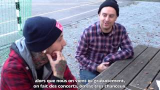 Living With Lions - Interview (October 2012)