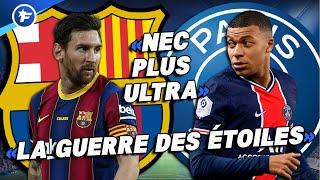 Le duel Messi-Mbappé fait saliver le monde du foot | Revue de presse
