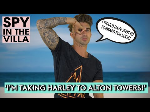 Love Island 2019 UK: Chris Taylor 'Harley Is My Type On Paper!'
