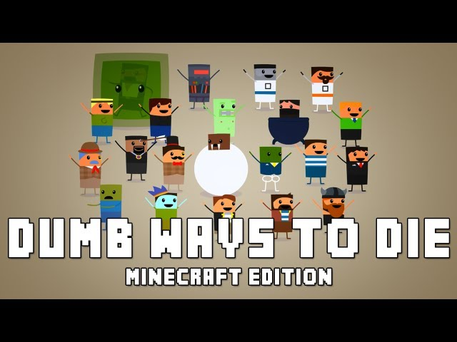 Dumb Ways To Die (Minecraft Edition) Travel Video