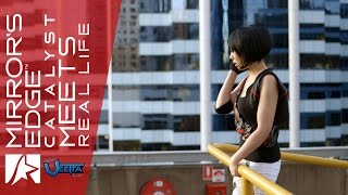 mirrors edge catalyst meets real life