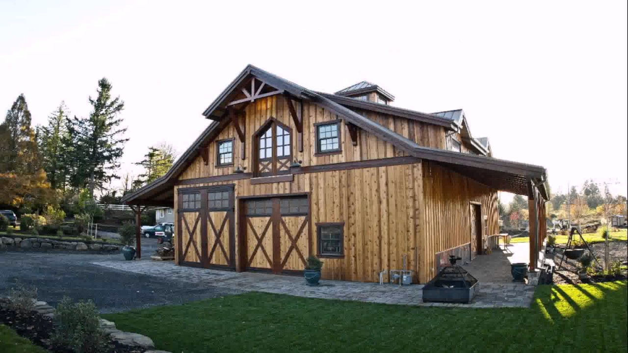 Barn style house kits uk youtube for Cheap barn style homes