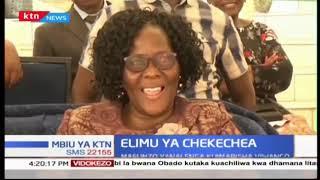 Zaidi ya walimu elfu moja wa chekechea wafuzu katika Kaunti ya Vihiga