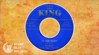 "Roy Brown & His Mighty, Mighty Men - ""Gal From Kokomo"" (KING) 1954"