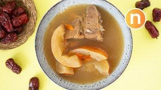 Old Cucumber Soup | 老黄瓜汤 | Lou Wong Kua Tong [Nyonya Cooking]
