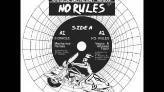 Vegim & Andreas Florin - No Rules Original Mix [ Home Recordings]
