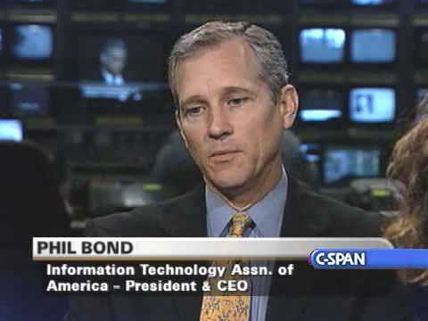 The Communicators: Phil Bond, Information Technology Assn.
