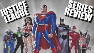 Justice League (Unlimited) Series Review