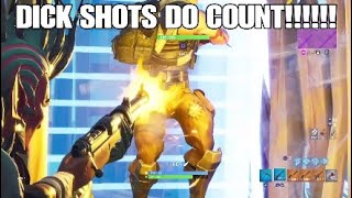 LES COUPS DE BITE COMPTENT ( SNIPER SHOOTOUT SOLO VS DUOS WINS FORTNITE PS4 CONSOLE PEAU FLYTRAP/VENTURION