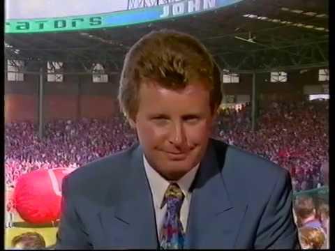 Rangers v Aberdeen 29/5/93