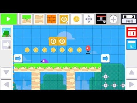 Game like Super Mario Maker for Android / iOS