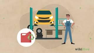 How to Dispose oḟ Gasoline