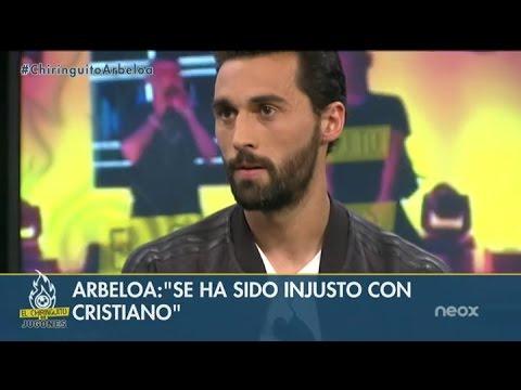 """Álvaro Arbeloa: """"En el Real Madrid ha habido un Di Stéfano y ha habido un Cristiano Ronaldo"""""""