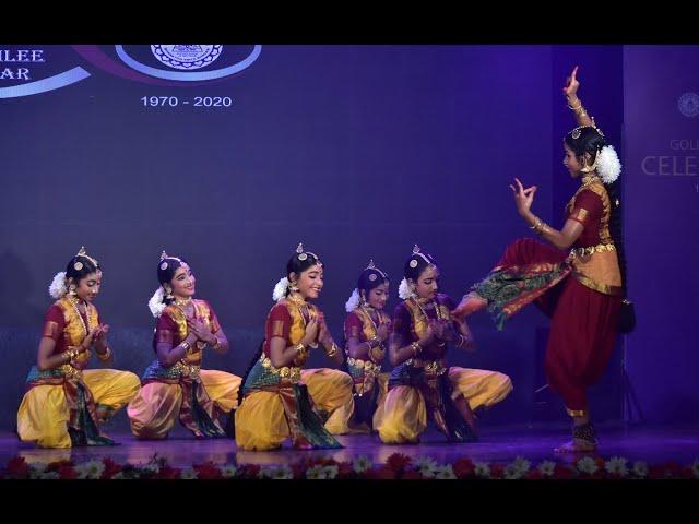 Sridevi Nrithyalaya - Bharathanatyam Dance
