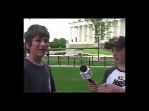 East Shore Middle School (Milford, Connecticut) Goes to Washington D.C. (2006) - VIDEO