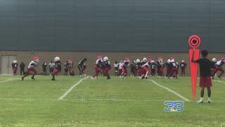 Football returns to Lee High