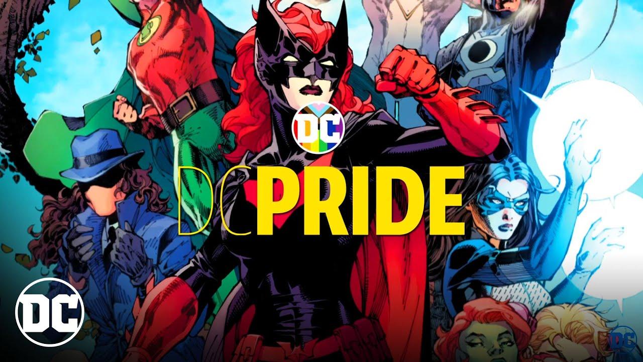 DC Pride Book Club | DC