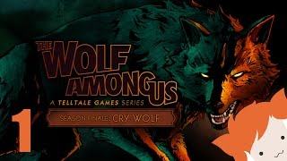 WOLF AMONG US 5: CRY WOLF - PART 1