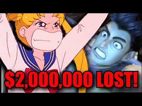 The Sailor Moon Easter Egg That Cost Nintendo Millions (Leaked Story)