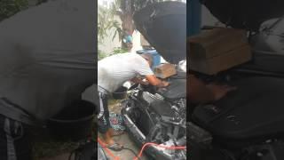 Rénovation moteur bmw m5 v10 .. (974) Reunion Island A suivre.....