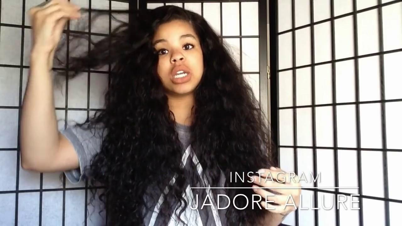 Aliexpress | Modern Show Hair | Brazilian Water Wave | First Look