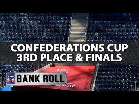 Confederations Cup 2017 | 3rd PLACE & FINALS | Match Predictions