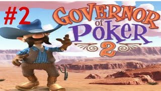 Governor Of Poker 2 Runthrough Part 2: Playing For The Coal Mine