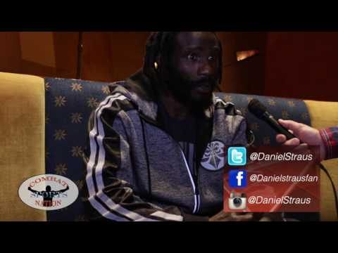 """Bellator 178 Media Day: Daniel Straus """"Same guy, same name, but it's going to be a different fight"""""""