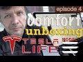 20181029 Comfort Levels Model S vs Model 3 / Tesla Life UNBOXIING ;) Episode 4.