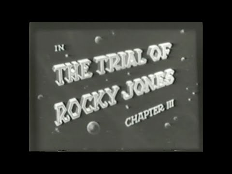 Rocky Jones, Space Rangers 1954   S01E39  The Trial of Rocky Jones Chap 3