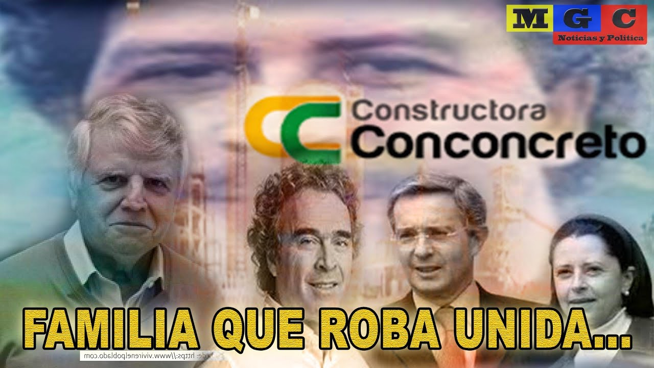 CONCONCRETO, SERGIO FAJARDO Y LINA MORENO DE URIBE