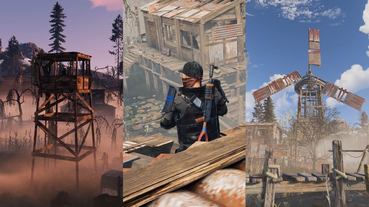 Rust: A quick overview of the Bandit Camp