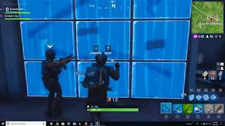 FORTNITE EPIC TRAP SALTY SPRING BLUE HOUSE SECRET LAYER(INSTA KILL)