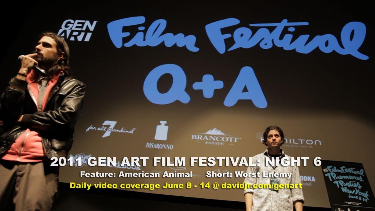 "Download Night 6 - ""American Animal"" (2011 GEN ART FILM FEST)"