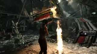 Tomb Raider Definitive Edition Walkthrough part 1 of 7 [HD 1080p] (PC) Ultra Settings
