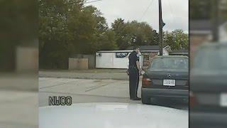 Video desde el auto del policía que disparó a Walter Scott