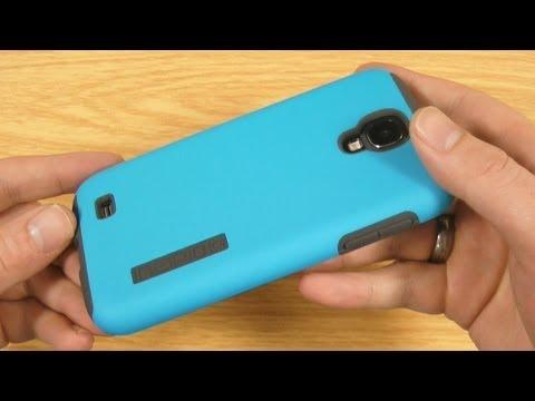 Samsung Galaxy S4 Incipio DualPro Case Review - Blue
