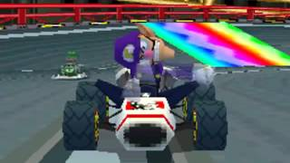 Mario Kart 64 - Vizzed.com GamePlay - User video