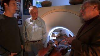 CT Scan Unveils the Inner Design of a Stradivarius