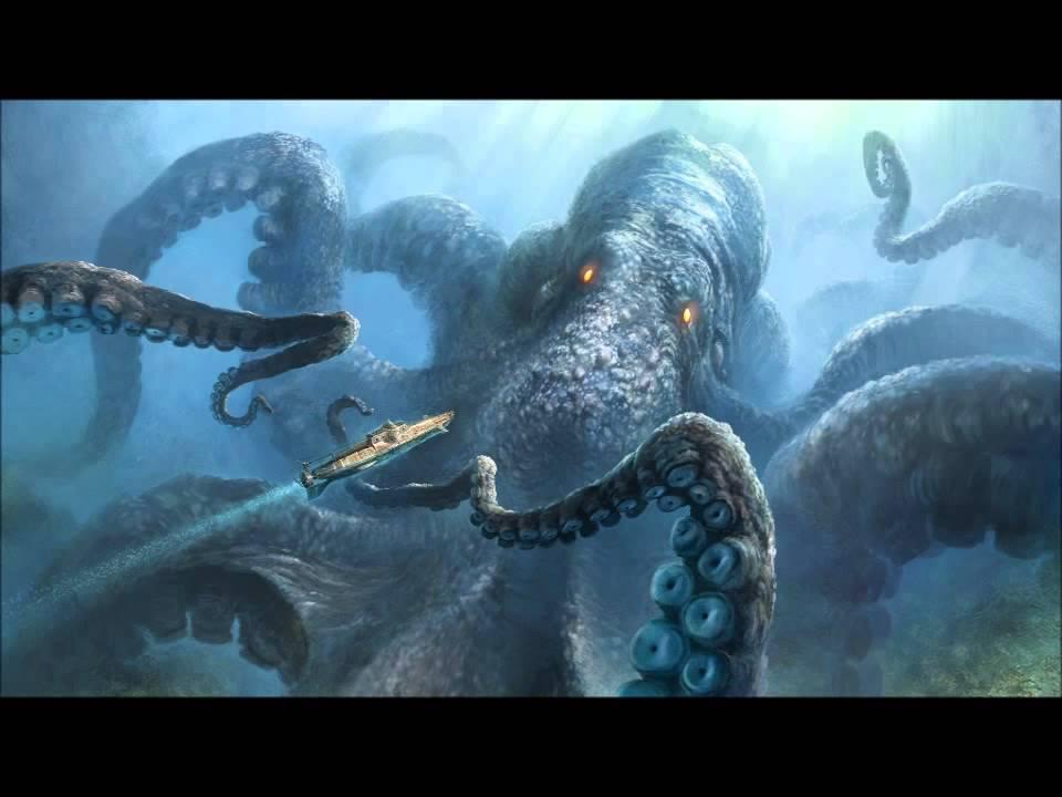 kraken & leviathan - YouTube