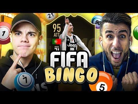 🎱 FIFA BINGO PAZZESCA!!! - ENRY LAZZA vs OHM | FIFA 19 ULTIMATE TEAM