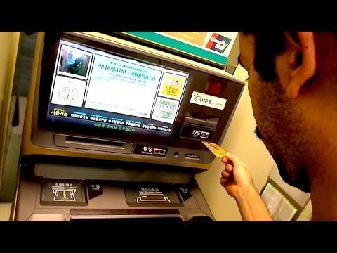 Will Your Debit Card Work In Korea