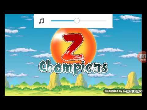 Z champions mostr. Person. Kuririn no survival ?